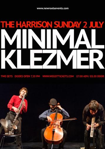 Minimal Klezmer 2 July Portrait 1