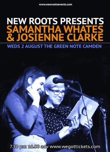 Whates & Clarke 2 Aug