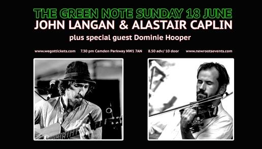 John Langan & Alastair Caplin FB Banner